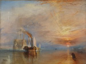 JMW Turner The Fighting Temeraire tugged to her last berth to be broken up, 1838 The National Gallery, London c. The National Gallery, London