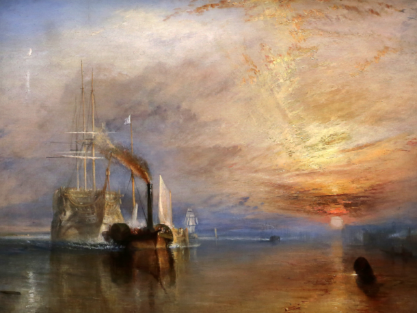 Turner's Amazing Maritime Art